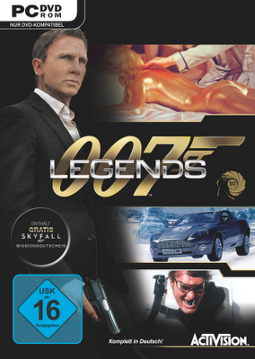 Free Download 007 LEGENDS Game PC