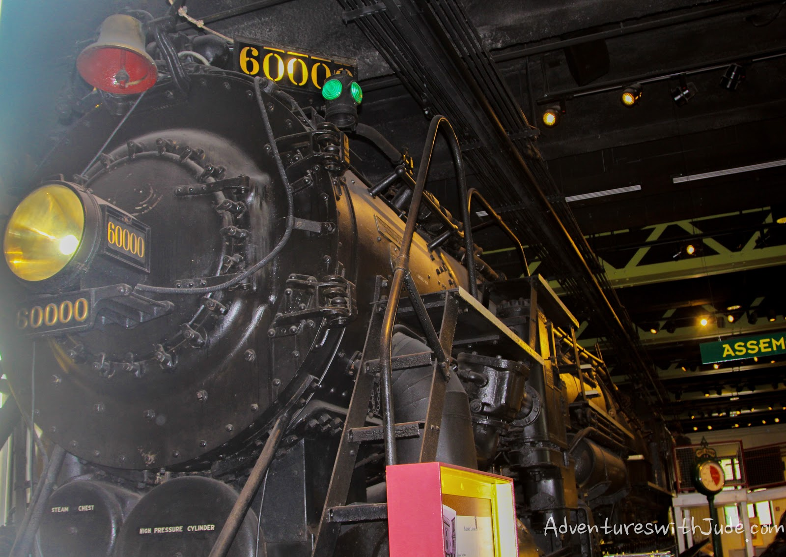Baldwin Locomotive 60000
