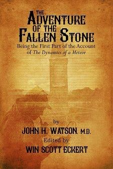 <br><i>Sherlock Holmes chapbook</i><br>by Win Scott Eckert