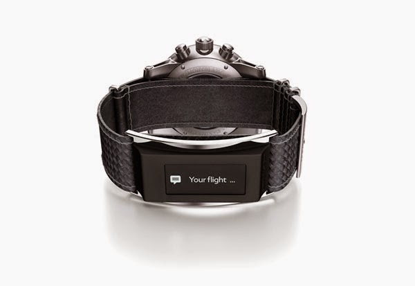 Montblanc TimeWalker Urban Speed e-Strap can turn any watch into a smartwatch