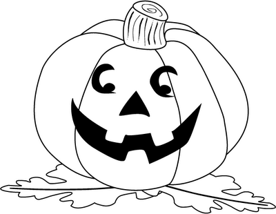 Printable Halloween Coloring Pages