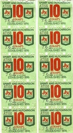 How to Redeem SH Green Stamps foto