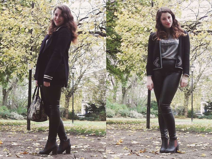 it's cohen - uk style blog: ootd, wiwt, liverpool, halloween, bat t shirt