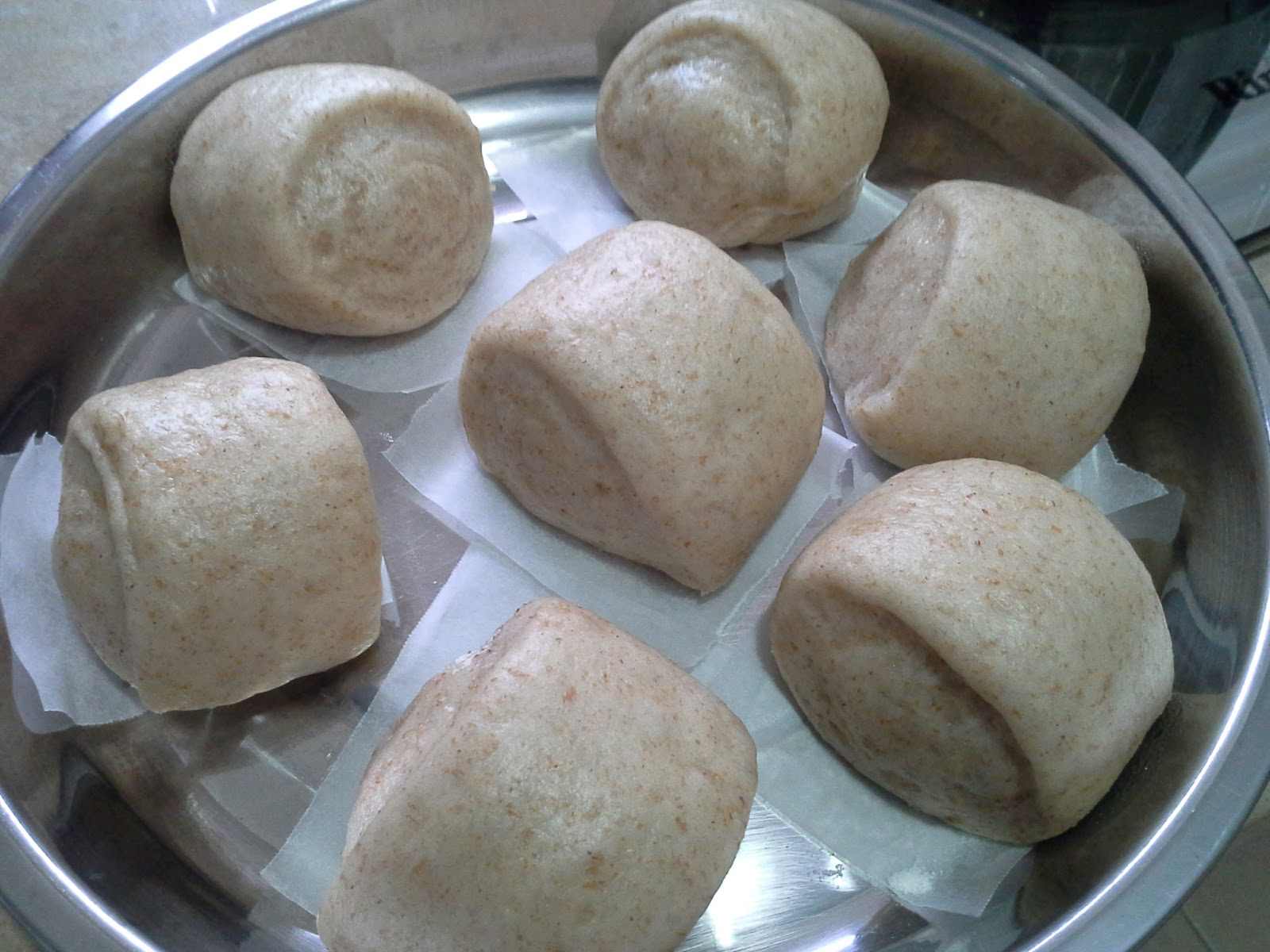 Yes, it is mantou again. The same basic recipe, but able to tweak to ...