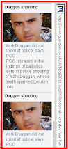 Why did London police execute Mark Duggan?