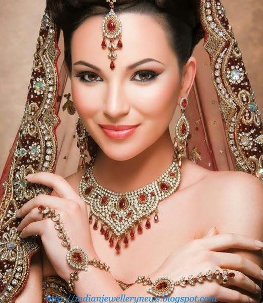Latest Bridal Jewellery Designs
