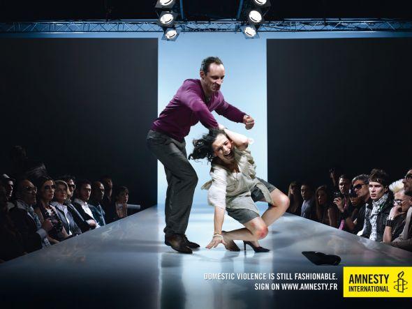 advertising times la publicit 233 ultime lutte contre la violence domestique