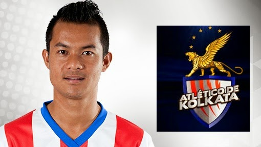 Sanju Pradhan Indian Gorkha footballer in Indian Super League - ISL
