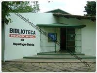 Biblioteca Municipal de Itapetinga