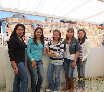 Grupos de apoyo de chicas adolescentes