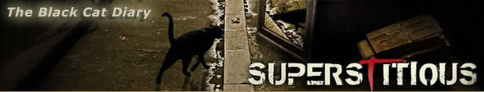 Superstitious - The Black Cat Diary