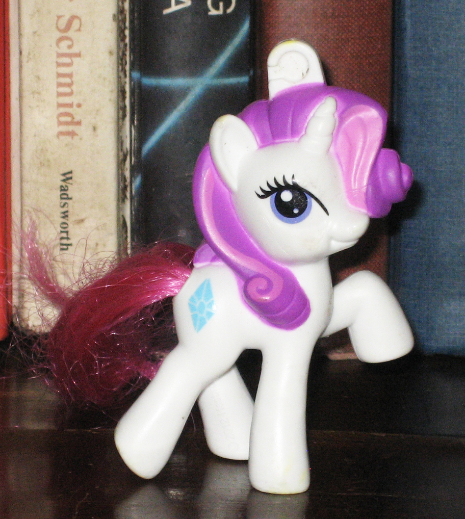 My Little Pony Toy Food : Percy s fast food toy stories white diamond my little