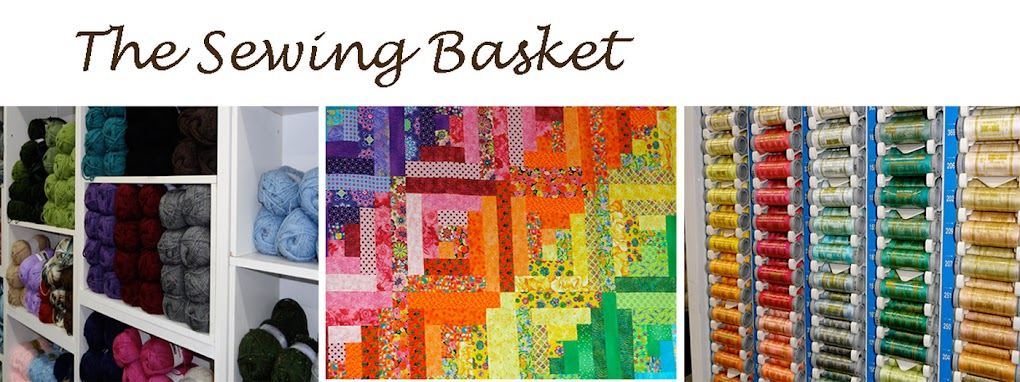 The Sewing Basket