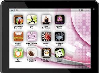 Tablet Pertama Khusus Perempuan: ePad Femme