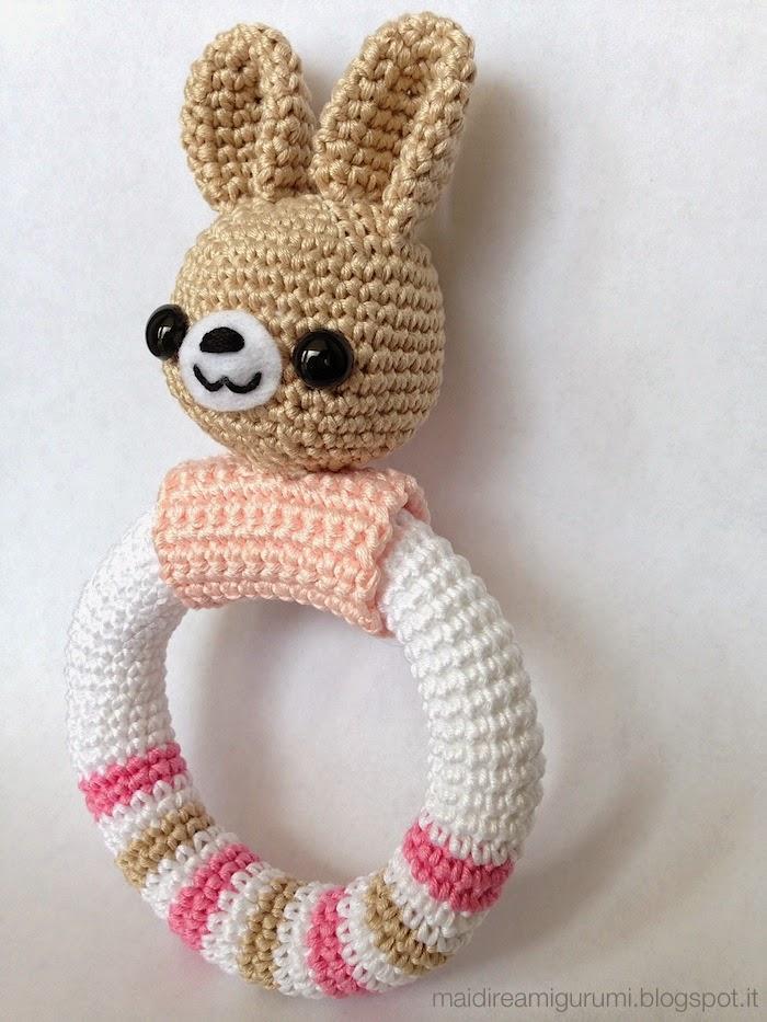 Mai Dire Amigurumi: Amigurumi Coniglietto
