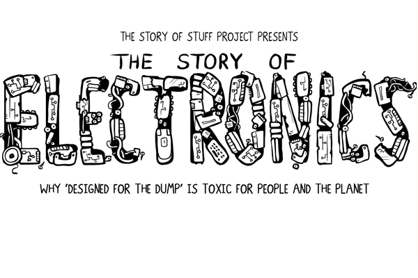 the story of stuff by annie leonard The good stuff newsletter from the story of stuff project showcases changemakers from around the world who are flexing their citizen muscles to build solutions for a just and sustainable future.