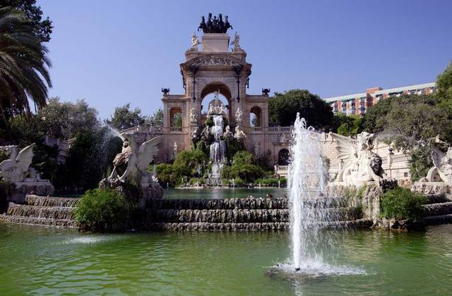 Famous World Famous Places In Barcelona