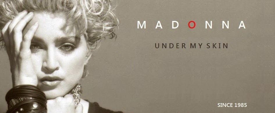 Madonna Under My Skin