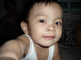 my nephew, MJ