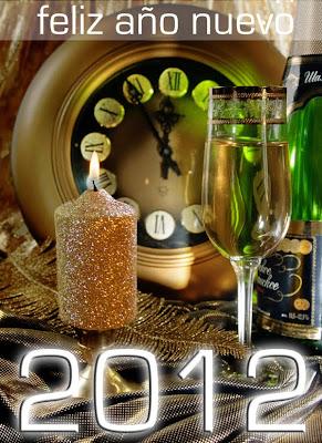 Bienvenido Año Nuevo 2012 (Celebremos juntos)