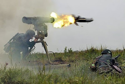 В Донбассе боевиками нарушен режим прекращения огня