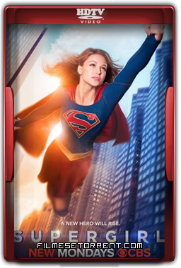 Supergirl 1 Temporada Torrent HDTV