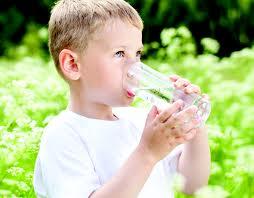 كيف تشرب المياه