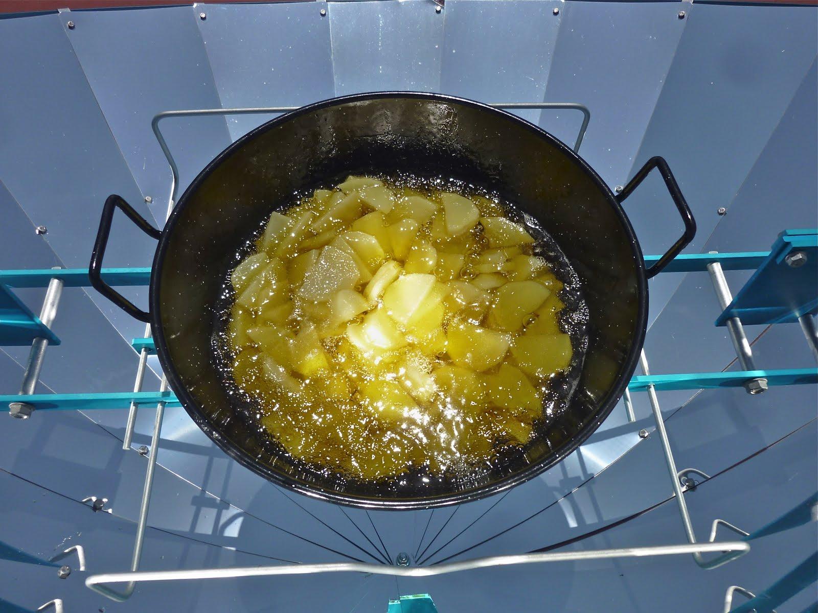 Alsol cocinando tortilla de patatas por alsolchef ren - Sartenes para tortilla ...