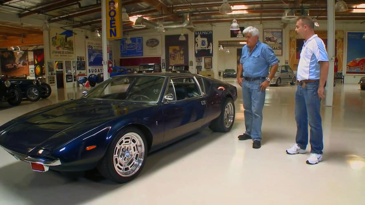 Mc drifter pasi n por los autos jay leno 39 s garage for Garage gdn auto