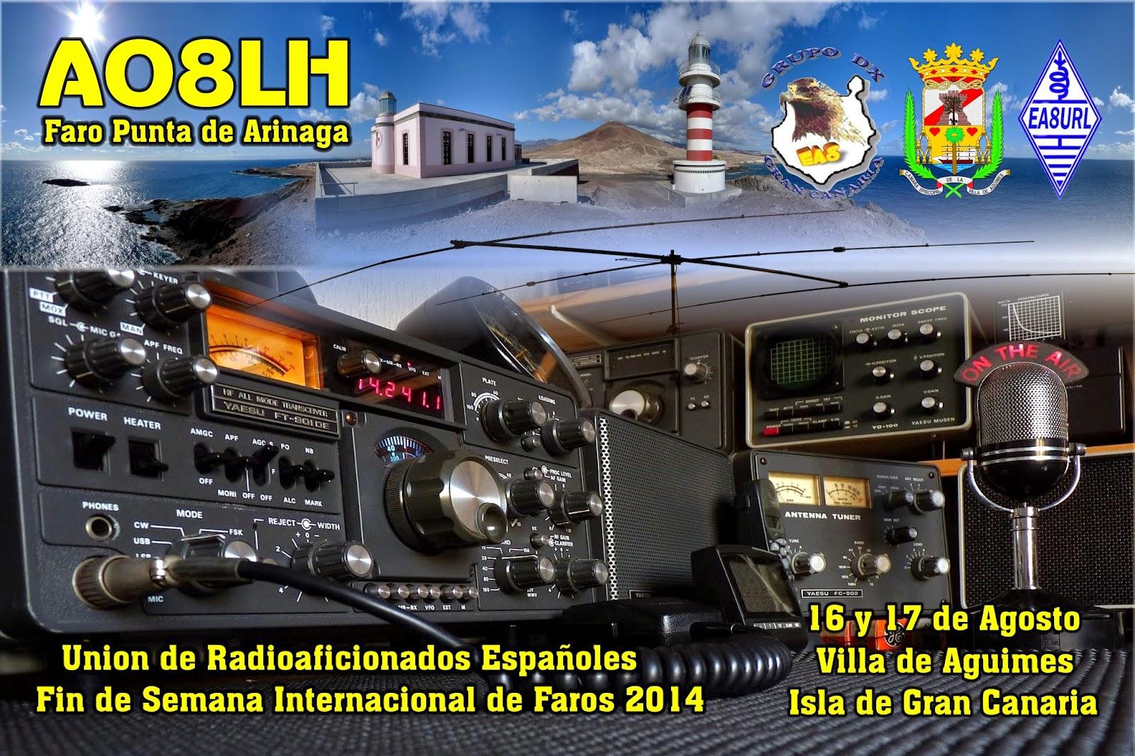 AO8LH - Faro de Aringa