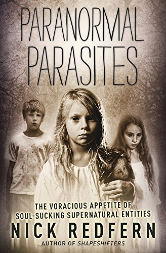 Paranormal Parasites, US Edition, 2018: