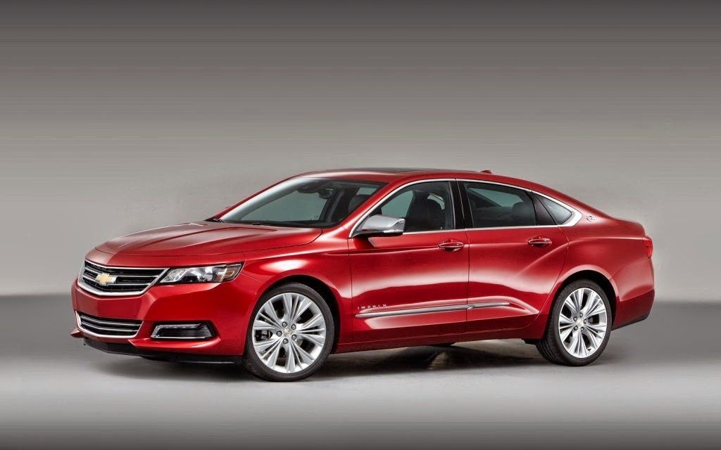 2015 Chevrolet Impala SS | Car Update