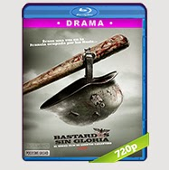 Bastardos Sin Gloria BRRip 720p (2009) Audio Dual Latino/Ingles 5.1