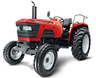Mahindra 555 DI Power+ tractor launched in UP