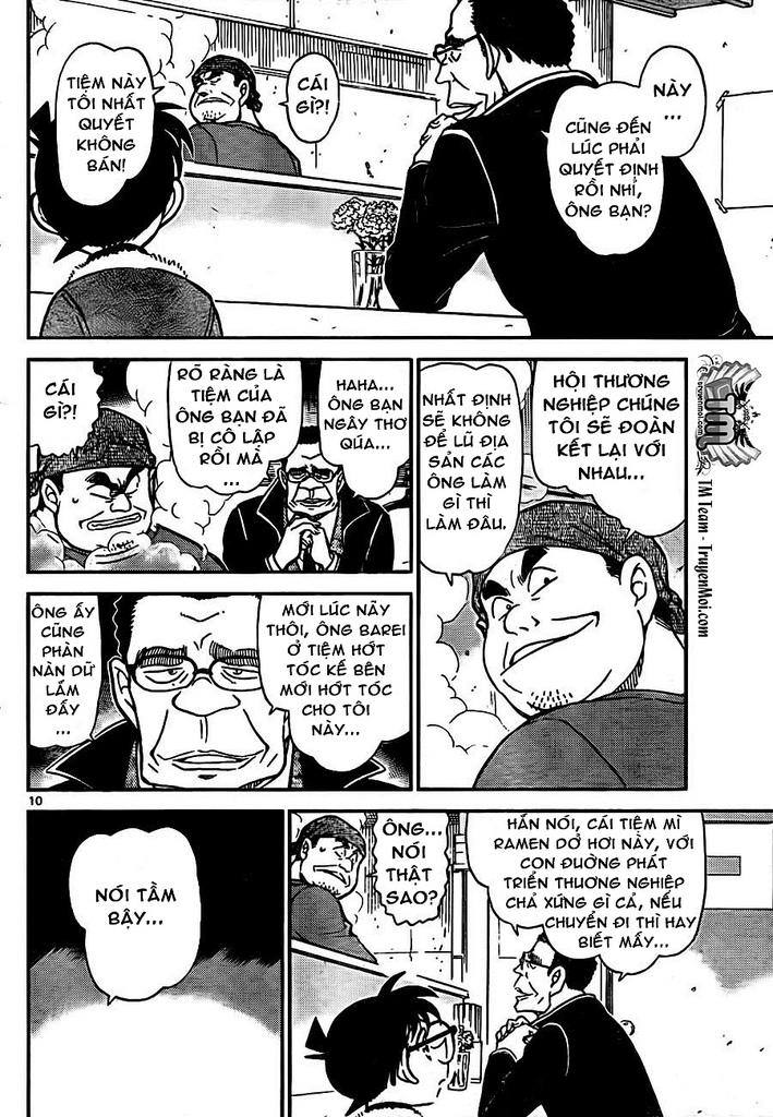 Thám Tử Lừng Danh Conan - Chapter 765 - Pic 10