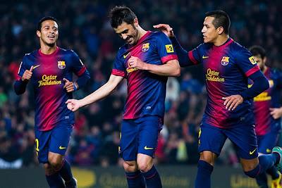 Cuartos de Final Copa del Rey 2012 -2013