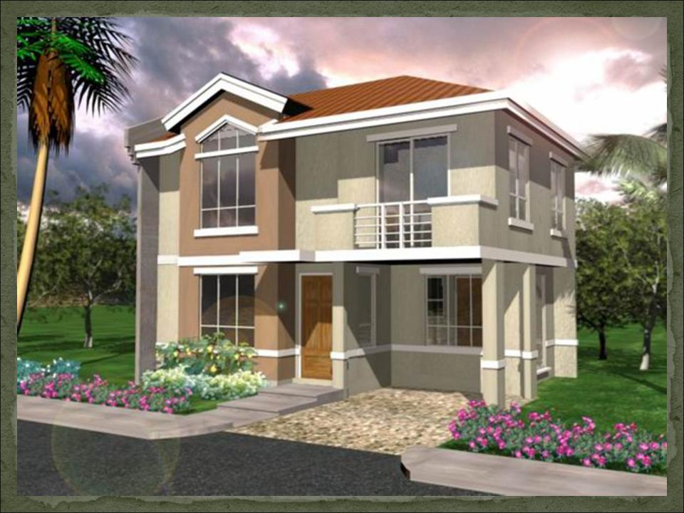 Jade dream home designs of lb lapuz architects builders for Floor plans philippines