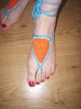 De Haakheksen Hippie- Feet