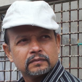 Writer Director Robin Das