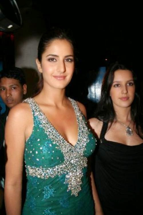 Katrina Kaif green hot