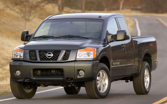Nissan pickup truck deals
