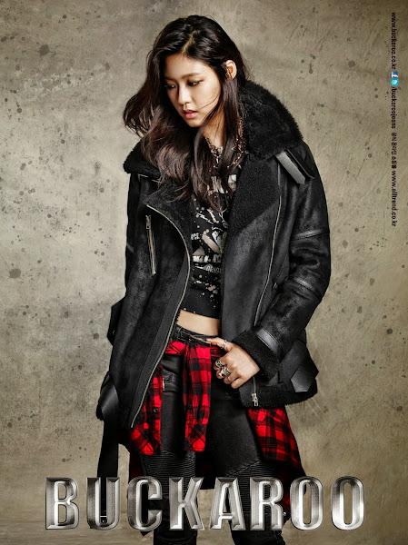 AoA Seolhyun Buckaroo