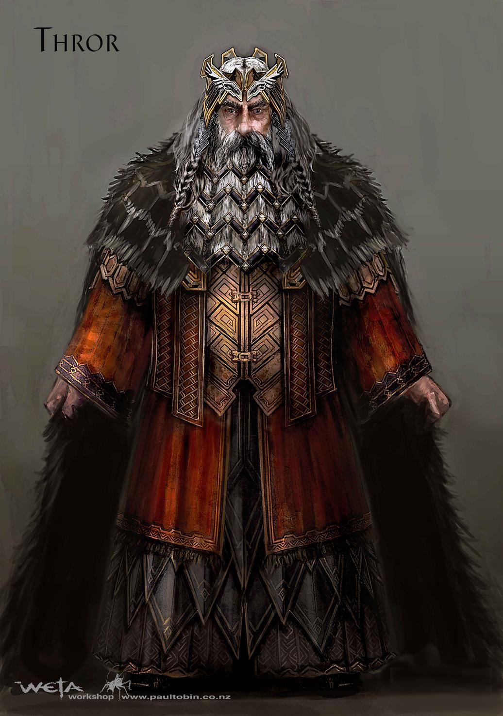 The Blog Of The Hobbit  Paul Tobin U0026 39 S Concept Art