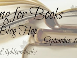 Falling for Books Blog Hop: Win my Starter Library!