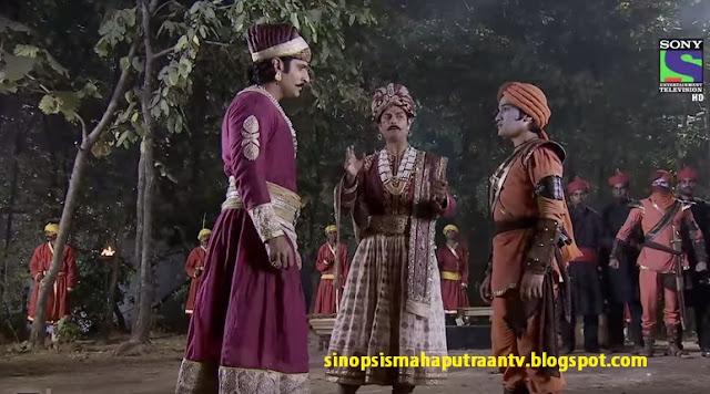 Sinopsis Mahaputra Episode 120