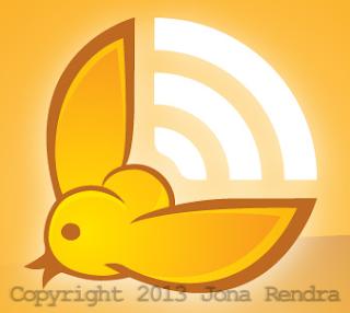 Cara Membuat Tweet Otomatis dengan Twitter Feeds Thumbnail Logo Jona Rendra