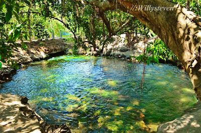 Mengeruda Hot Spring Water, Soa-Ngada