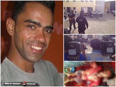 Estuprador é assassinado com mais de 80 golpes de espeto em presídio na Paraíba