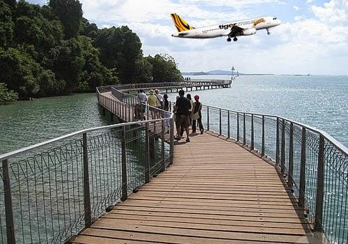 Du lịch Singapore ấn tượng trên đảo Pulau Ubin