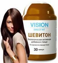 thực phẩm chức năng Cheviton Vision sắc đẹp mái tóc